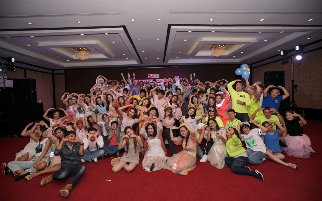 SCL New year party 2020 at ambassador hotel pattaya on December 21 2019